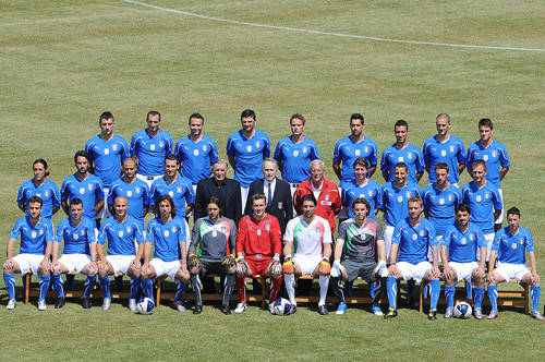 nazionale italiana mondiali calcio 2010