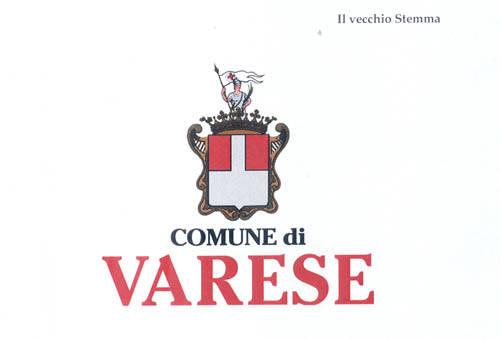 vecchio stemma comune di varese