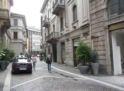 via manzoni gallarate carabinieri centro storico