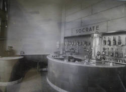 Bar Socrate piazza monte grappa varese