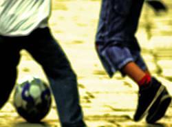calcio bambini prima