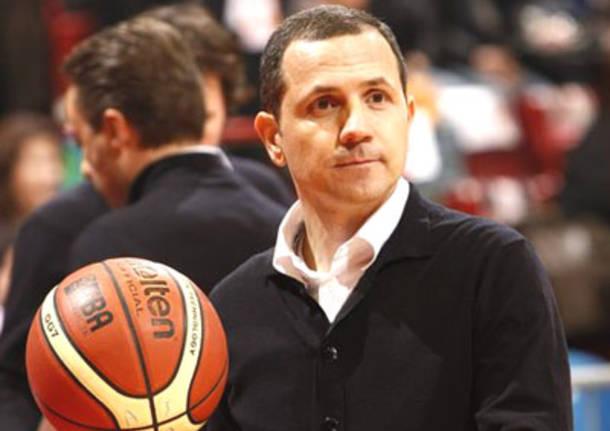 guido saibene basket allenatore