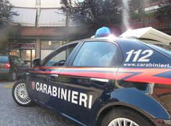 rapina gallarate carabinieri