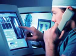telemedicina medico telefono monitor