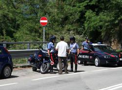 carabinieri motociclisti