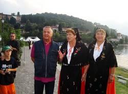 Inaugurazione mipam 2010 umberto bossi
