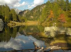 Lago delle streghe all' Alpe Devero