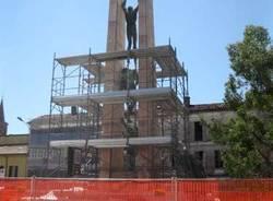 piazza vittorio emanuele ii busto arsizio monumento caduti 31-8-2010
