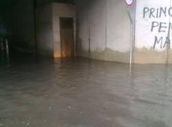 pioggia casorate sempione 2010