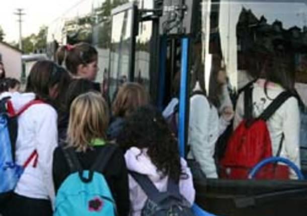 studenti bus pullman scuole