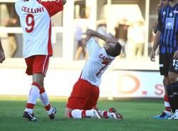 varese atalanta calcio agosto 2010