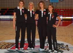 yamamay volley busto arsizio 2010-2011 presentazione squadra