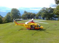 elicottero san michele