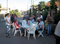festa strada gorla minore via sauro agosto 2010