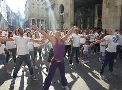 flash mob laura pausini