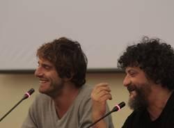 giampaolo morelli, ispettore Coliandro, manetti bros, mauro gervasini, festival del racconto 2010