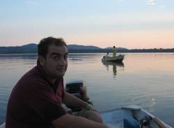 lago di varese incidente pescatori