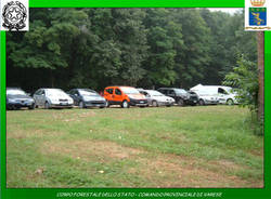 parcheggi abusivi malpensa parco del ticino