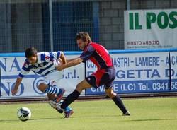 pro patria valenzana seconda divisione calcio 2010