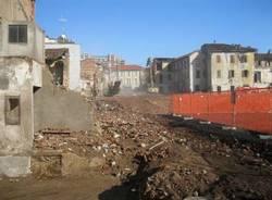 busto arsizio lavori via solferino e piazza vittorio emanuele ii 18-10-2010