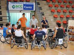 documentario disabili basket carlo prevosti