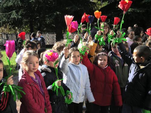 festa degli alberi scuole gemonio ottobre 2010