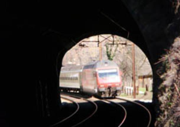 galleria gallerie ferrovie svizzere
