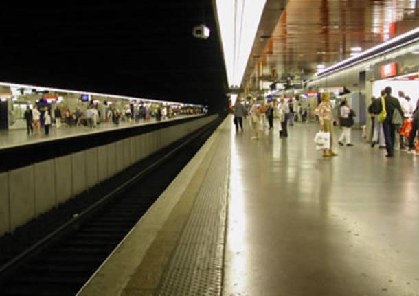 metropolitana roma
