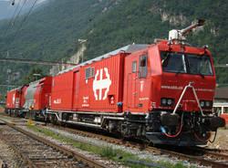TS008 treno antincendio