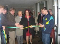 inaugurazione nuvoa sede polha sport disabili varese 14-11-2010