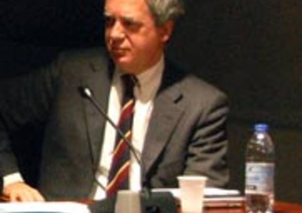 nando dalla chiesa lonate pozzolo dibattito ndrangheta novembre 2010