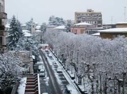 neve 30 11 2010 via dandolo varese gianni