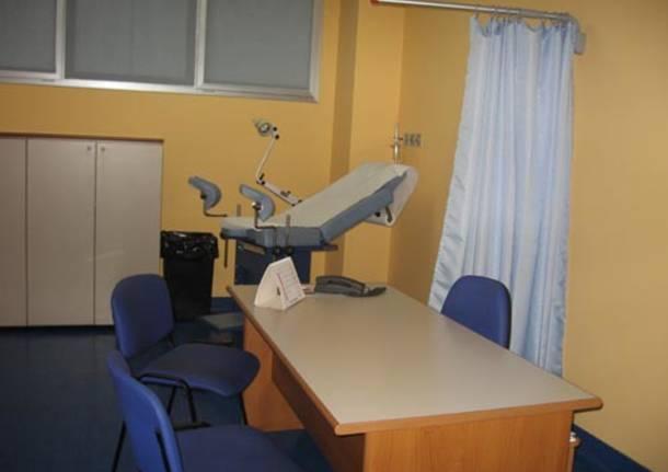 ospedale busto arsizio ambulatori ginecologia ostetricia 20 novembre 2010