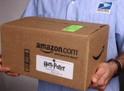 scatola amazon