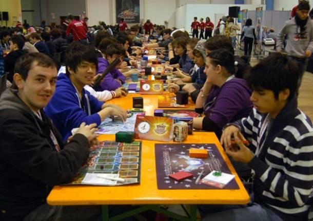 torneo carte magic malpensafiere busto arsizio novembre 2010
