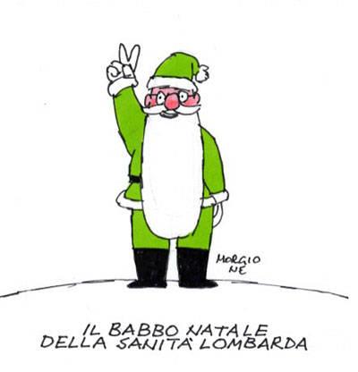 La vignetta di Morgione - 24/12/2010