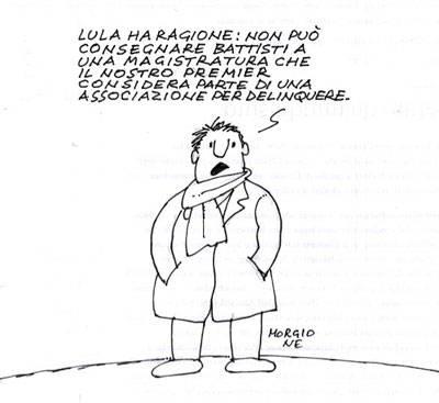 La vignetta di Morgione - 31/12/2010