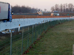 lavori cavalcavia a8 a9 autostrada dicembre 2010