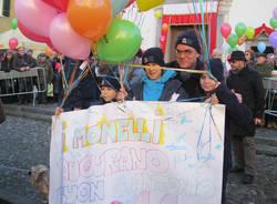 benedizione animali 2011 sant'antonio varese piazza della motta