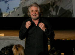 beppe grillo varese 24-1-2011