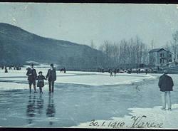 cartolina ghirla lago