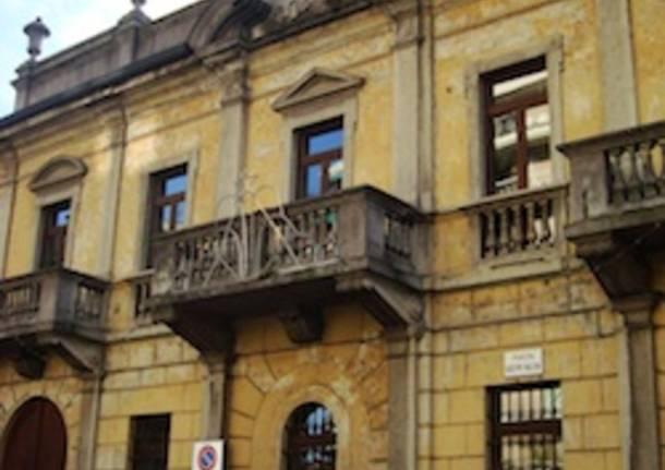facciata comune sesto calende
