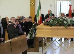 funerale comandante bruno paride brunetti