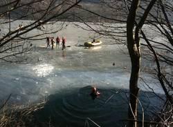 lago di ghirla vigili del fuoco