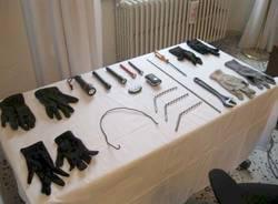 legnano furti abitazione polizia 10-1-2011