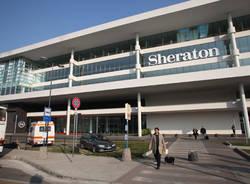 Malpensa Sheraton albergo inaugurazione gennaio 2011