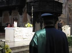 messa san sebastiano 2011 san vittore vigili urbani