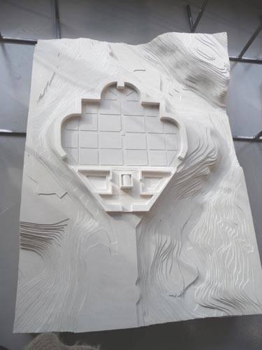 Mostra Accademia Mendrisio Villa Baragiola Cimitero Belforte