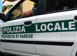 polizia locale provincia di varese apertura