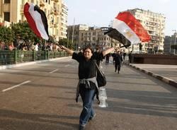 protesta egitto cairo
